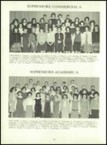 1964 Plains High School Yearbook Page 48 & 49
