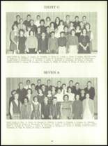 1964 Plains High School Yearbook Page 52 & 53