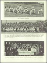 1964 Plains High School Yearbook Page 58 & 59