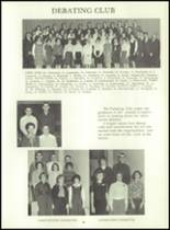 1964 Plains High School Yearbook Page 72 & 73