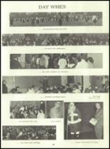 1964 Plains High School Yearbook Page 98 & 99
