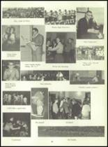 1964 Plains High School Yearbook Page 102 & 103