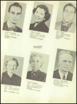 1953 Martinsburg High School Yearbook Page 12 & 13