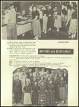 1953 Martinsburg High School Yearbook Page 16 & 17