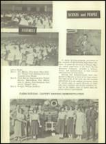 1953 Martinsburg High School Yearbook Page 18 & 19