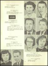 1953 Martinsburg High School Yearbook Page 22 & 23
