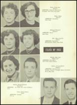 1953 Martinsburg High School Yearbook Page 26 & 27