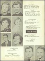 1953 Martinsburg High School Yearbook Page 30 & 31