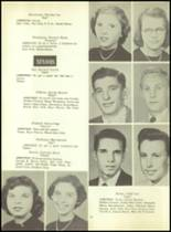 1953 Martinsburg High School Yearbook Page 32 & 33
