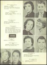 1953 Martinsburg High School Yearbook Page 34 & 35