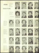 1953 Martinsburg High School Yearbook Page 42 & 43