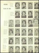 1953 Martinsburg High School Yearbook Page 44 & 45