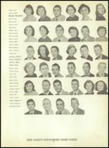 1953 Martinsburg High School Yearbook Page 48 & 49