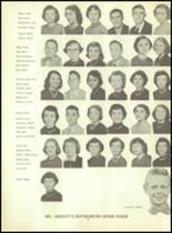 1953 Martinsburg High School Yearbook Page 50 & 51