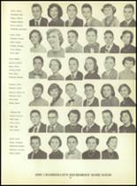 1953 Martinsburg High School Yearbook Page 52 & 53