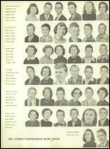 1953 Martinsburg High School Yearbook Page 54 & 55