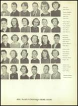1953 Martinsburg High School Yearbook Page 56 & 57