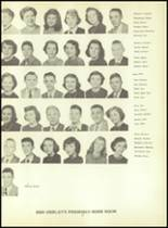 1953 Martinsburg High School Yearbook Page 60 & 61