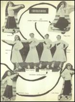 1953 Martinsburg High School Yearbook Page 64 & 65
