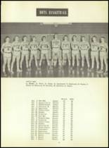 1953 Martinsburg High School Yearbook Page 68 & 69
