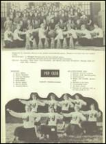 1953 Martinsburg High School Yearbook Page 70 & 71