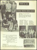 1953 Martinsburg High School Yearbook Page 72 & 73