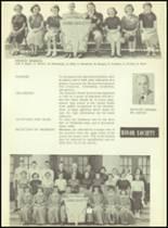 1953 Martinsburg High School Yearbook Page 74 & 75