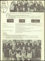 1953 Martinsburg High School Yearbook Page 78 & 79