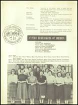 1953 Martinsburg High School Yearbook Page 82 & 83