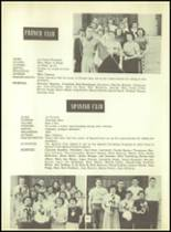 1953 Martinsburg High School Yearbook Page 84 & 85