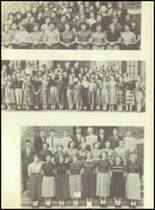 1953 Martinsburg High School Yearbook Page 86 & 87