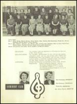 1953 Martinsburg High School Yearbook Page 88 & 89