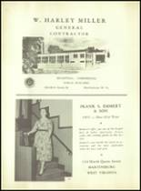 1953 Martinsburg High School Yearbook Page 98 & 99