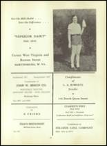 1953 Martinsburg High School Yearbook Page 112 & 113