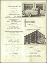 1953 Martinsburg High School Yearbook Page 114 & 115