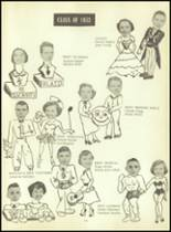 1953 Martinsburg High School Yearbook Page 122 & 123