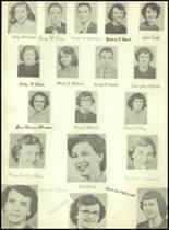 1953 Martinsburg High School Yearbook Page 124 & 125