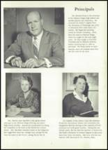 1958 Mineral Ridge High School Yearbook Page 10 & 11