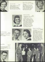1958 Mineral Ridge High School Yearbook Page 16 & 17