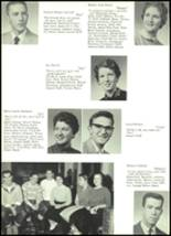 1958 Mineral Ridge High School Yearbook Page 20 & 21