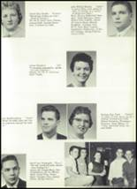 1958 Mineral Ridge High School Yearbook Page 22 & 23