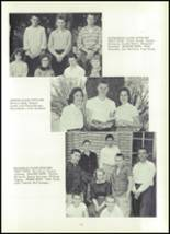 1958 Mineral Ridge High School Yearbook Page 30 & 31