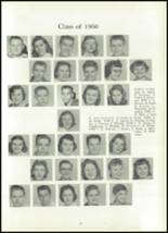 1958 Mineral Ridge High School Yearbook Page 34 & 35