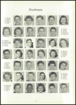 1958 Mineral Ridge High School Yearbook Page 36 & 37