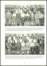 1958 Mineral Ridge High School Yearbook Page 38 & 39