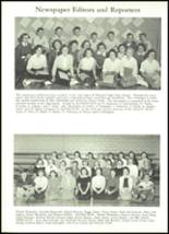 1958 Mineral Ridge High School Yearbook Page 44 & 45