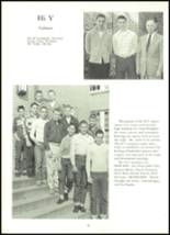 1958 Mineral Ridge High School Yearbook Page 46 & 47