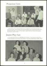 1958 Mineral Ridge High School Yearbook Page 52 & 53