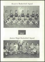 1958 Mineral Ridge High School Yearbook Page 60 & 61