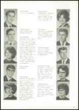 1966 Galena High School Yearbook Page 14 & 15